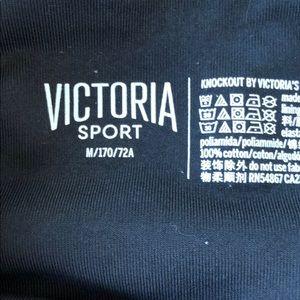 Victoria's Secret Pants - **SALE**Victoria Secret Sport Black mesh legging